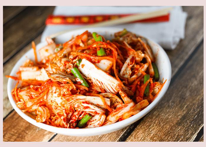 Dạy cách làm kim chi Hàn Quốc, chuẩn vị , thơm ngon tại nhà