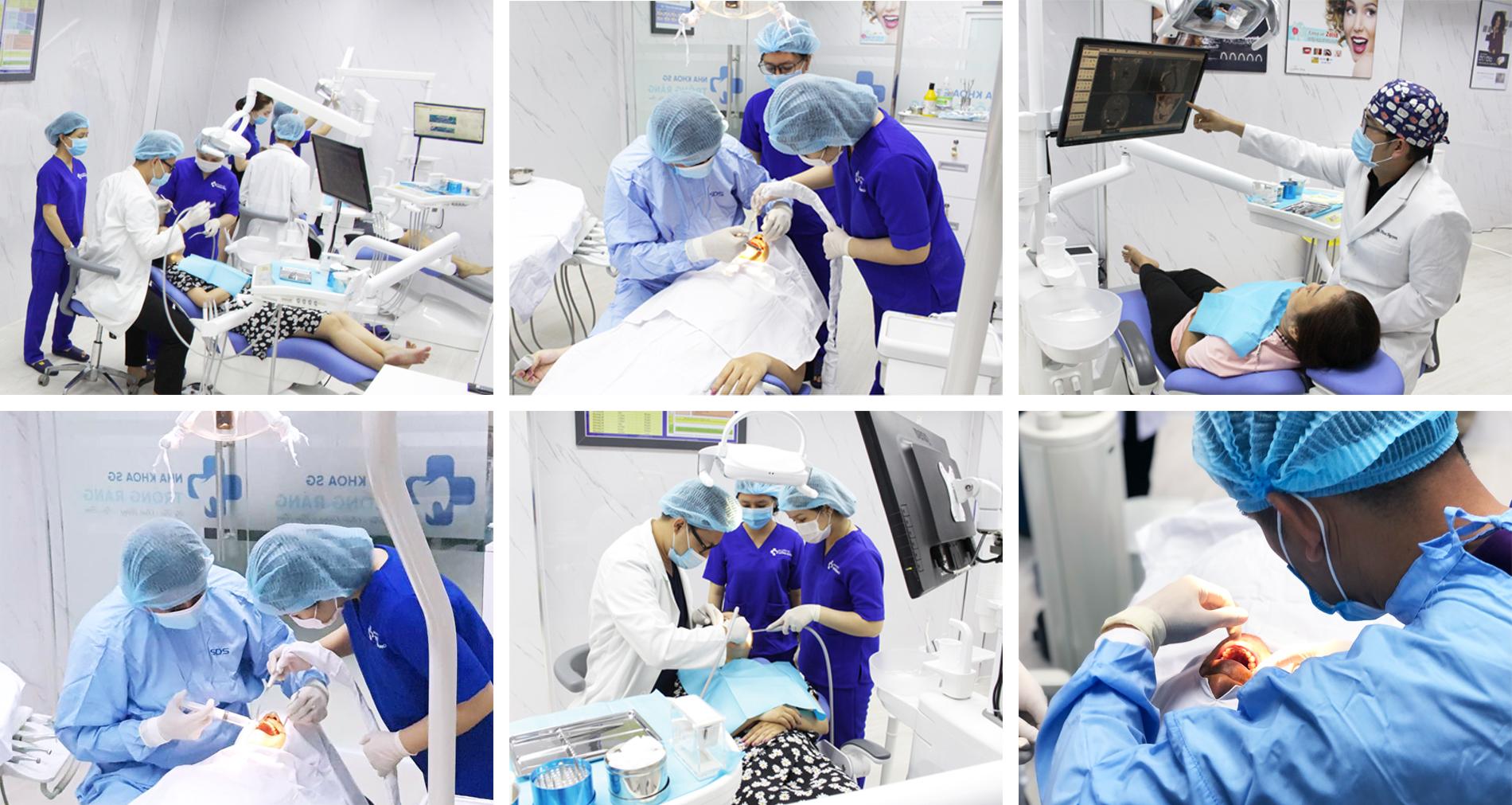 Hệ Thống Nha Khoa Trồng Răng